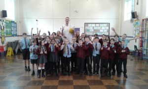 Our day with Paul Sturgess