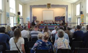 Reception's Class Assembly