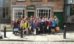 Year 5's Trip to the Rochdale Pioneers Museum
