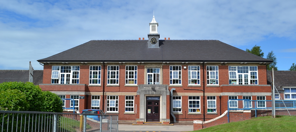 primary schools in newcastle under lyme