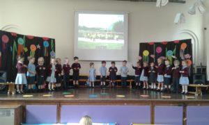 Nursery Class Assembly