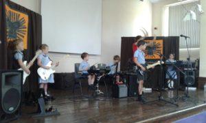 Rock Steady Summer Term Concert