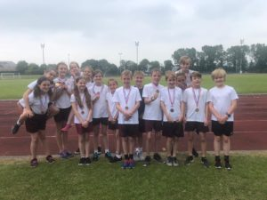 Athletics Competition