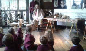 Year 2's Trip to Ford Green Hall