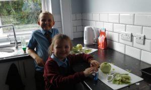 Love British Food Cooking Class Week 1