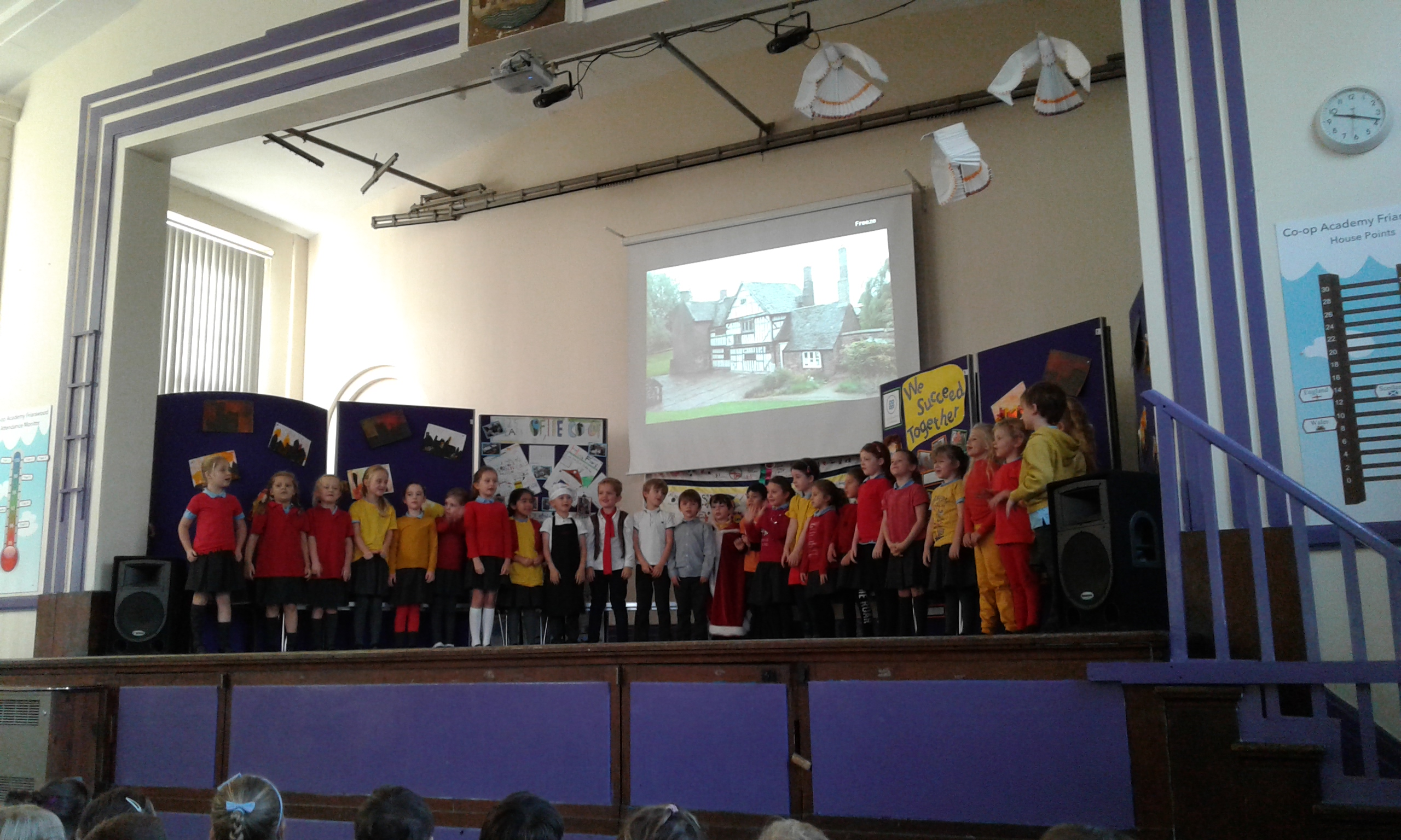 Year 2 Class Assembly 2019