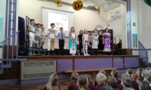 Year 5 Class Assembly 2019
