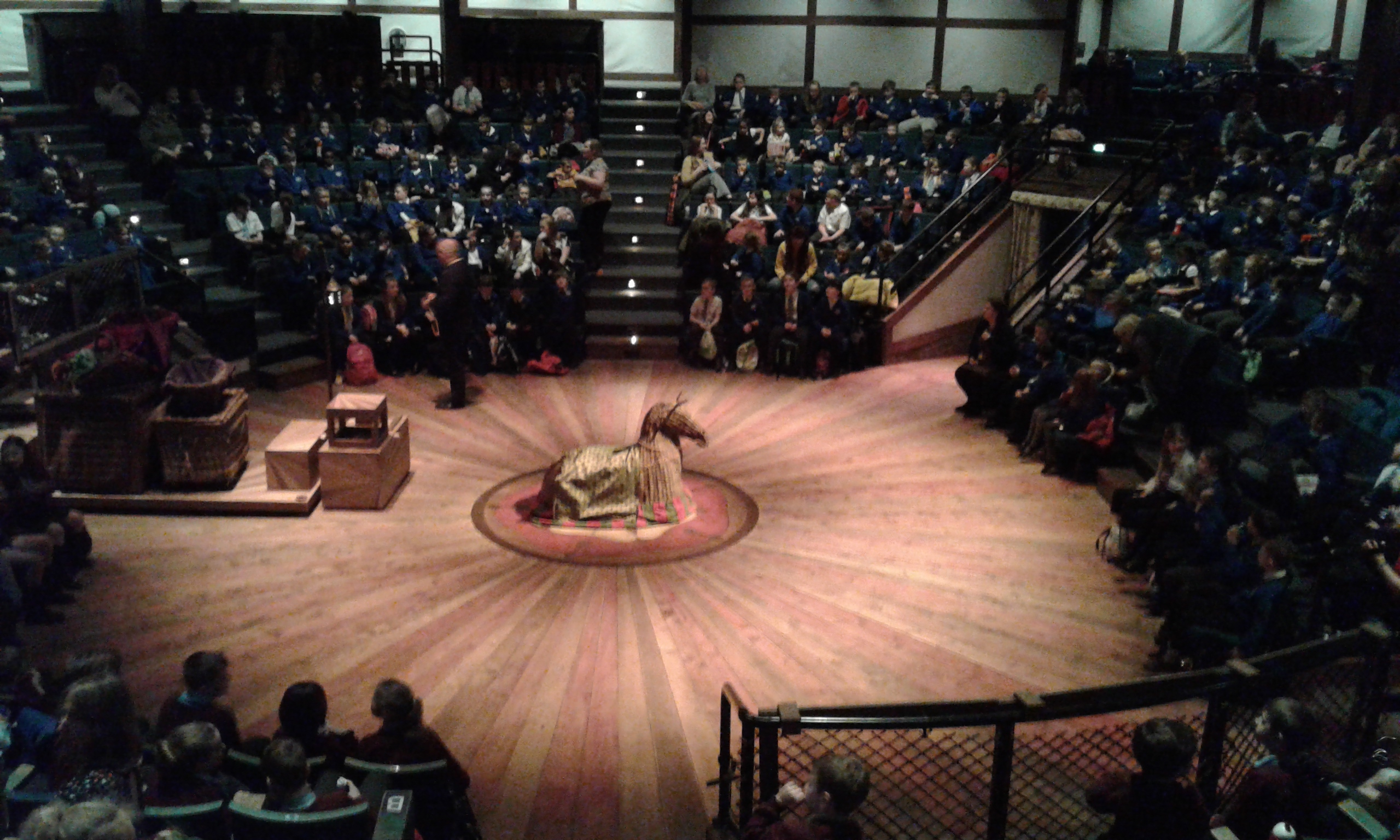 The Prince and the Pauper Theatre Trip